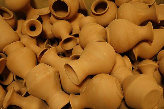 Gaspar Avila - Pottery