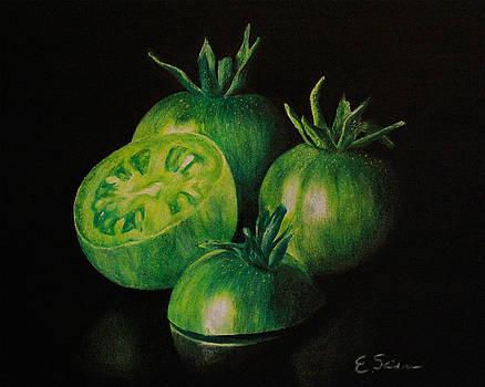 Pre-Fried Green by Elizabeth Scism