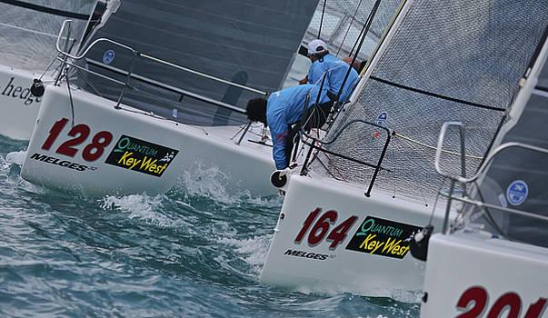 Steven Lapkin - Race Week
