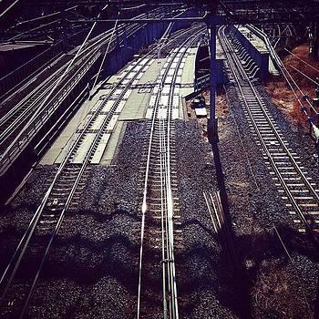 #railway #線路 by Bow Sanpo