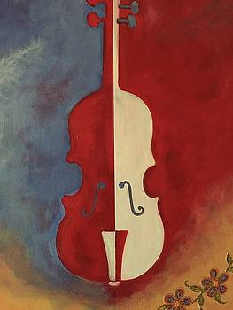 Red Fiddle by Sherry Leigh Williams