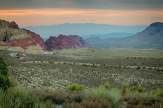 Ricky Barnard - Red Rock Canyon