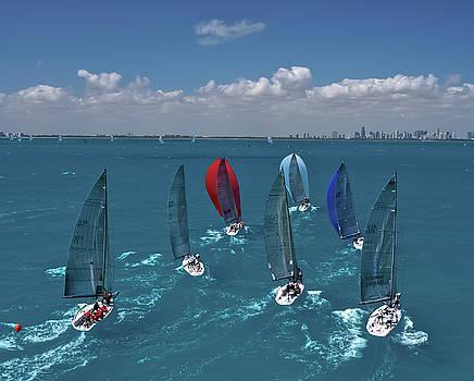 Steven Lapkin - regatta skyline
