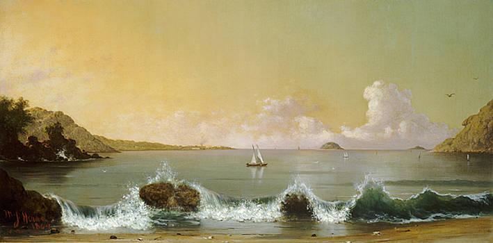 Martin Johnson Heade - Rio De Janeiro Bay