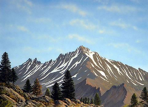 Frank Wilson - Rugged Peaks