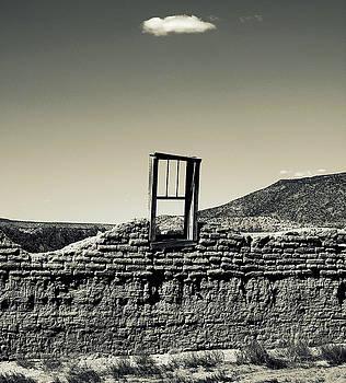 Sacred Window  by Gia Marie Houck