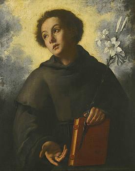 Saint Anthony Of Padua by MotionAge Designs