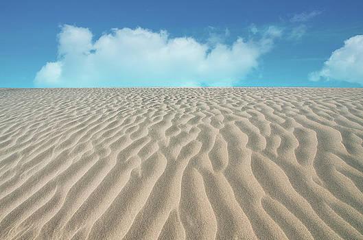 Sand Dune by Marius Sipa