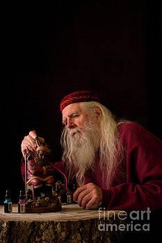 Santa's Workshop by Jim Hatch
