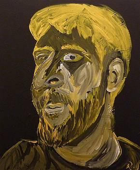 Self Portrait by Joshua Redman
