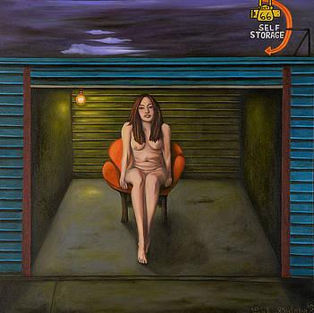 Leah Saulnier The Painting Maniac - Self Storage