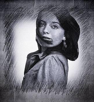 Colette V Hera Guggenheim - Selfportrait