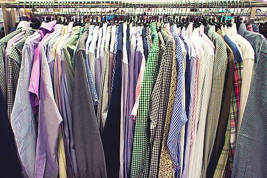 Shirts by Tom Gowanlock