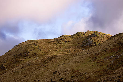 Angel Ciesniarska - Snowdonia