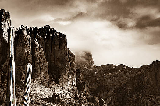 Soul of the Superstitions by Sharon Joubert