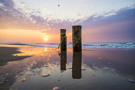 Southampton Sunrise by Ryan Moore