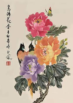 Spring Melody by Yufeng Wang