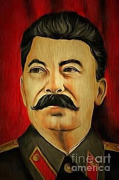 Stalin by Michal Boubin