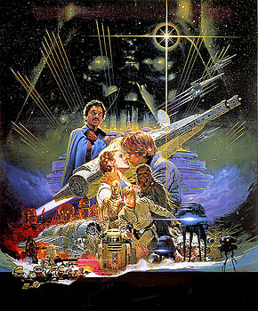 Star Wars Episode V - The Empire Strikes Back 1980 by Unknow