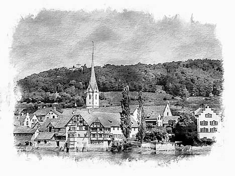 Stein am Rhein by Joseph Hendrix