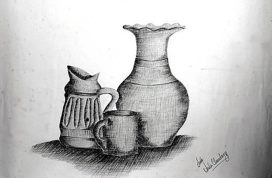 Still Life by Anila Choudary