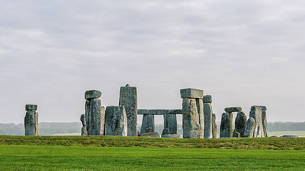 Stonehenge in Wiltshire, England by Dutourdumonde Photography