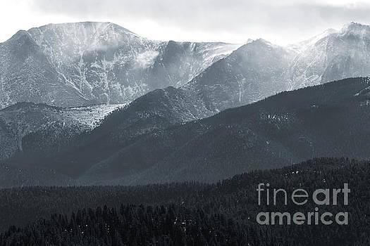 Steve Krull - Stormy Pikes Peak