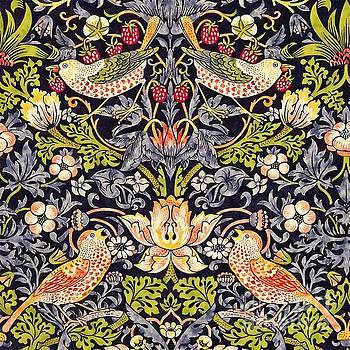 William Morris - Strawberry Thief