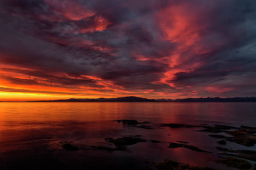 Randy Hall - Summer Sunset