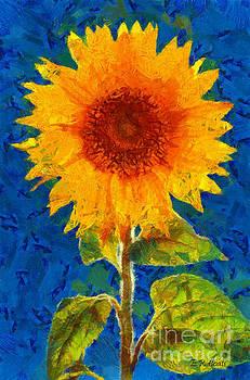 Sunflower by Elizabeth Coats