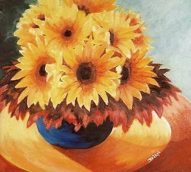 Sunflowers by Dian Paura-Chellis