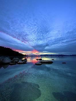 Tahoe Twilight by Sean Sarsfield