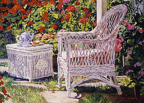 David Lloyd Glover - TEA TIME