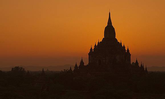 Temples of Bagan by Arabesque Saraswathi