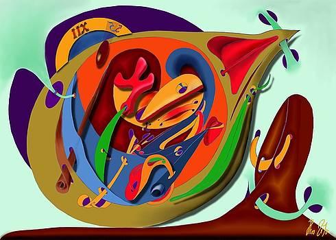 Tempus Fugit by Helmut Rottler