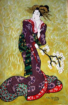 The Geisha by Pilar  Martinez-Byrne