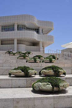 Clayton Bruster - The Getty
