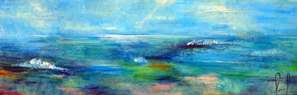 The Sea by Carol P Kingsley