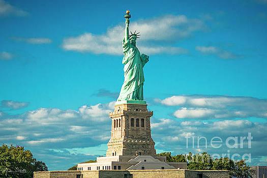 Julian Starks - The Statue of Liberty