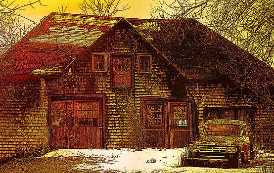 This Old Barn by Iris Gelbart