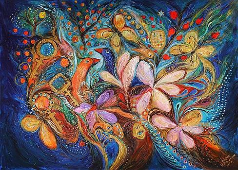 Three Keys by Elena Kotliarker