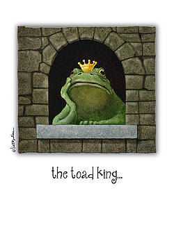 Will Bullas - toad king...