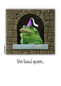 Will Bullas - toad queen...