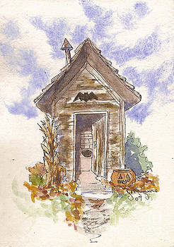 Trick or Treat by Gail Maguire