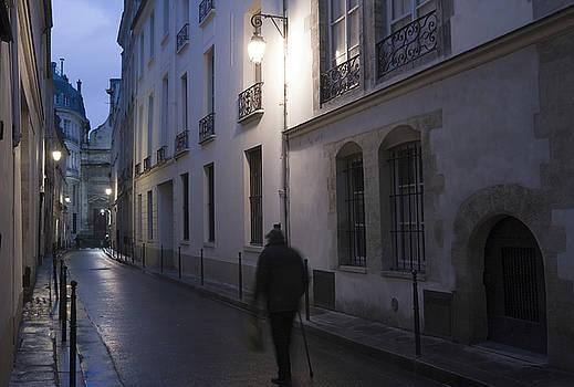 Twilight walks in historic Paris by Arabesque Saraswathi