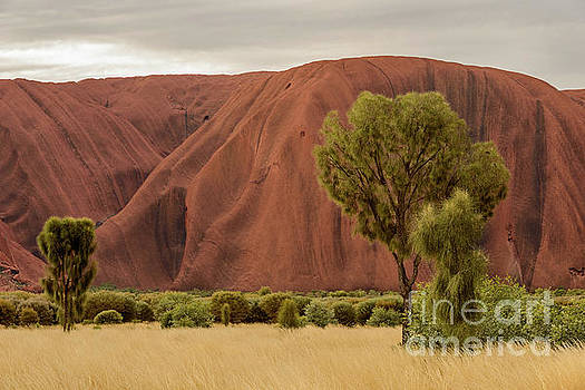 Uluru 08 by Werner Padarin