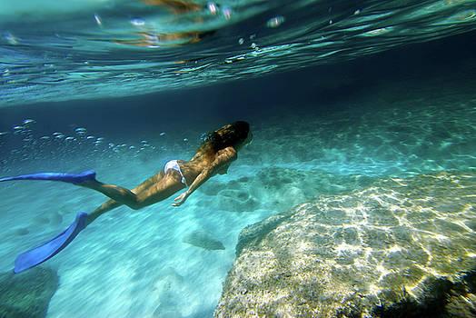 Nano Calvo - Underwater in Formentera