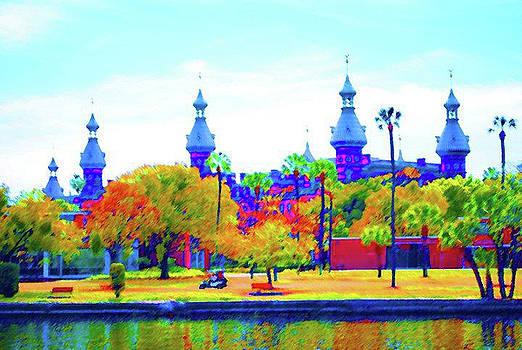 Jost Houk - University of Tampa