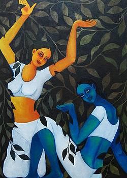 Untitled by Manjula Prabhakaran Dubey