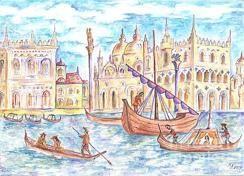 Venice by Milen Litchkov
